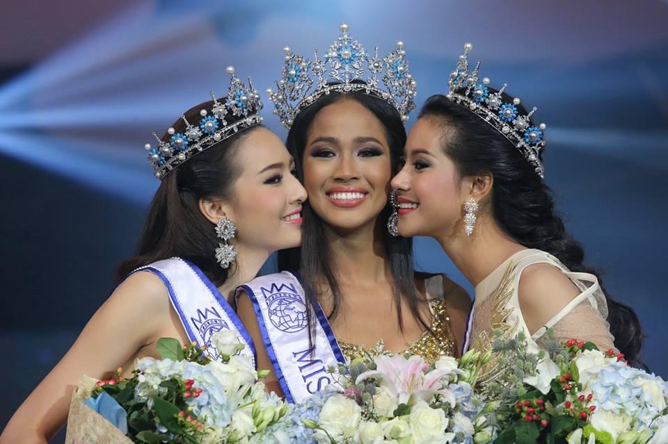 ภาพรอบตัดสิน Miss Thailand World 2014