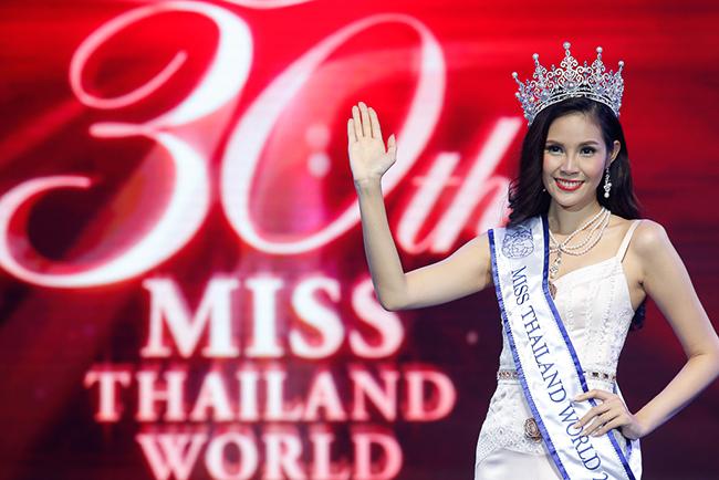 รอบตัดสิน Miss Thailand World 2016