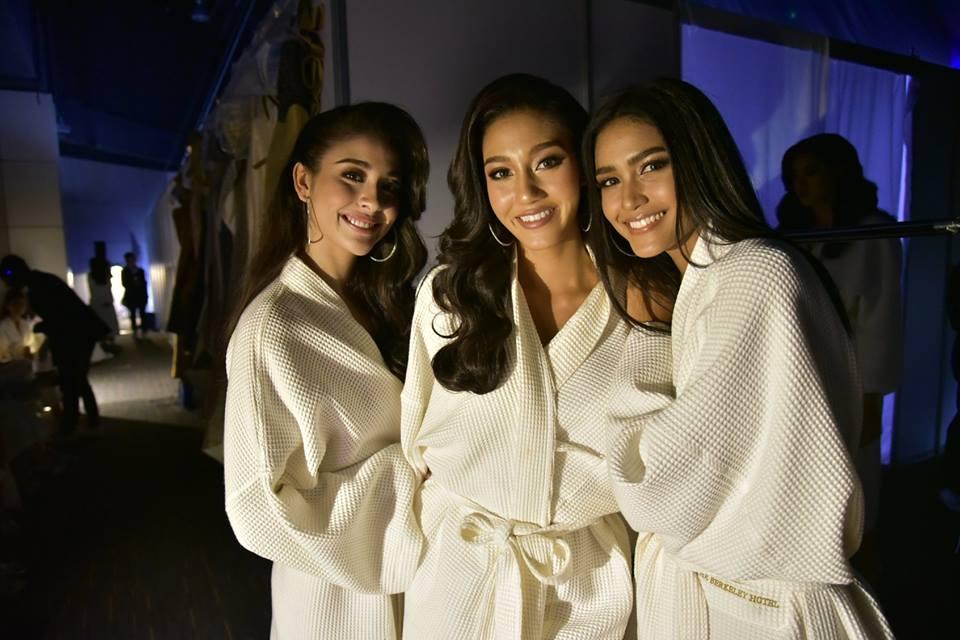 ภาพสุด Exclusive Backstage รอบตัดสิน มิสไทยแลนด์เวิลด์2018