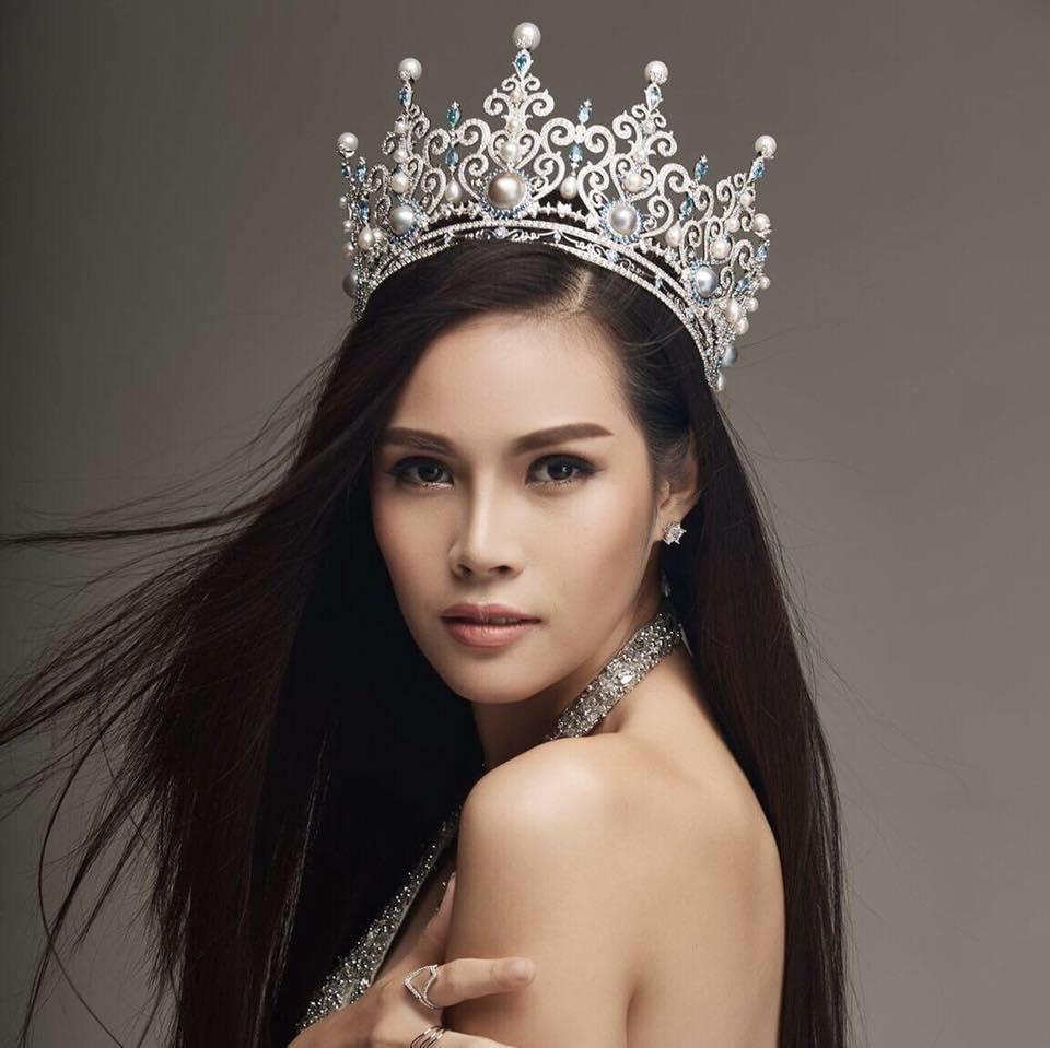 ไดร์-จิณณ์ณิตา บุดดี มิสไทยแลนด์เวิลด์ 2016 มิสไทยแลนด์เวิลด์ 2016 ร่วมงานประกวด Miss World & Miss Universe ประเทศศรีลังกา