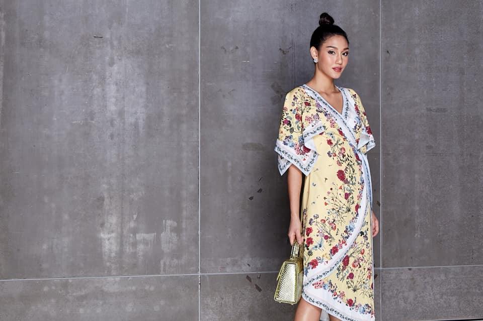 ชุดวันแบ่งกลุ่ม Head to Head challenge Miss World 2018 เมืองซานย่า สาธารณรัฐประชาชนจีน