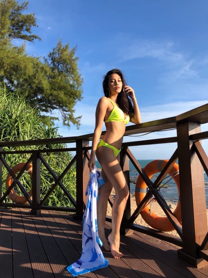 Dongtian Park Part2 Miss World 2018 เมืองซานย่า สาธารณรัฐประชาชนจีน