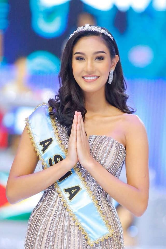 [Live] ชมสด ร่วมเชียร์ นิโคลีน ในการประกวดรอบตัดสิน Miss World 2018