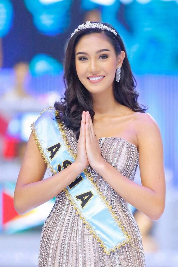วินาที นิโคลีน พลิกประวัติศาสตร์ คว้าตำแหน่ง รองอันดับ1 Miss World 2018