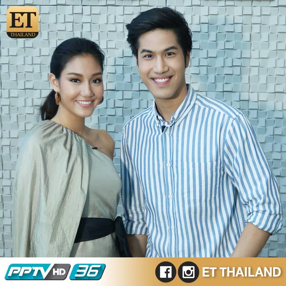 นิโคลีน-พิชาภา เปิดใจ กับ ET Thailand พร้อมชวนทำบุญรับเทศกาลวาเลนไทน์นี้