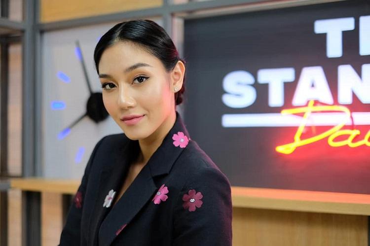 เปิดใจ!นิโคลีน สาวสวยผู้สร้างประวัติศาสตร์ และความภูมิใจให้คนไทยทั้งประเทศ! ผ่าน  THE STANDARD Daily