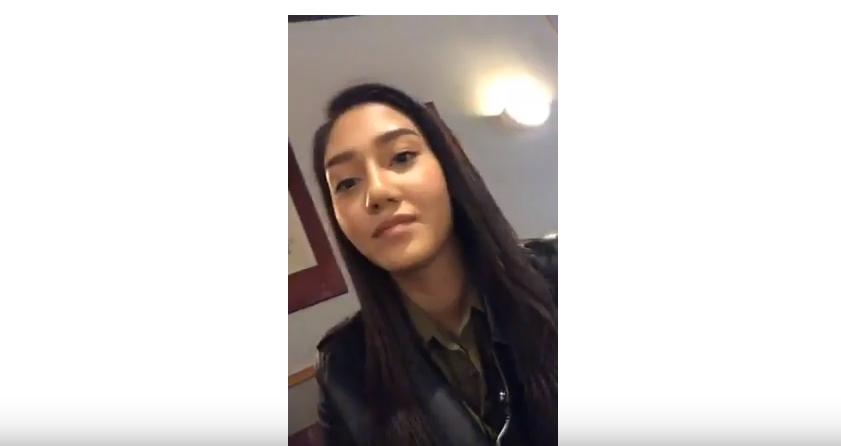 [Live] สด นิโคลีนทานข้าวพร้อมครอบครัว ที่ California