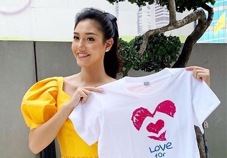 เดินหน้าโครงการ Love for all นิโคลีน ชวนแฟนคลับร่วมบุญ และจัด Meet & Greet ครั้งแรก ประเดิม มูลนิธิบ้านพระพร