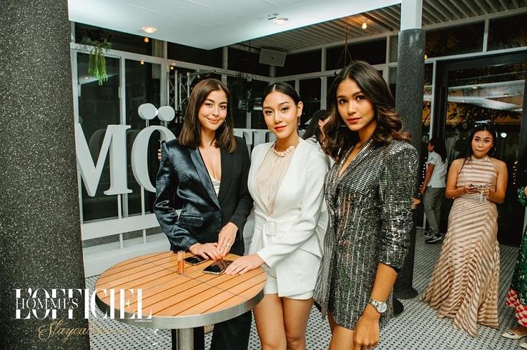 สาวๆ Miss Thailand World ร่วมงาน Lofficielhommesstaycation2019 ณ บาบาบีชคลับ หัวหิน