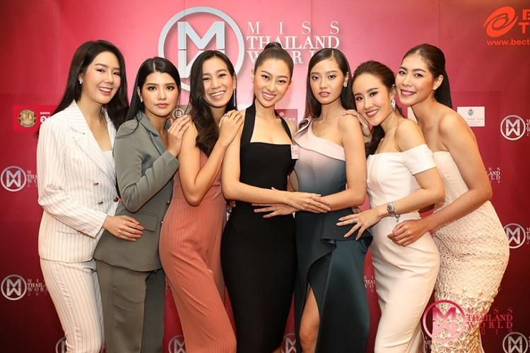 บรรยากาศการเปิดรับสมัคร มิสไทยแลนด์เวิลด์ 2019