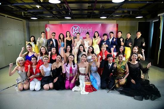24 ผู้เข้าประกวดมิสไทยแลนด์เวิลด์ 2019 ประกวดความสามารถ หวังเข้ารอบลึก จัดเต็มเล่นใหญ่ ร้อง เล่น เต้น รำ ฟ้อน โขน ควงคฑาก็มา