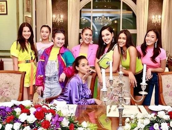 สาวๆ Miss Thailand World  ร่วมปาร์ตี้ ฉลอง Melanie Marcar ปล่อยซิงเกิ้ลใหม่