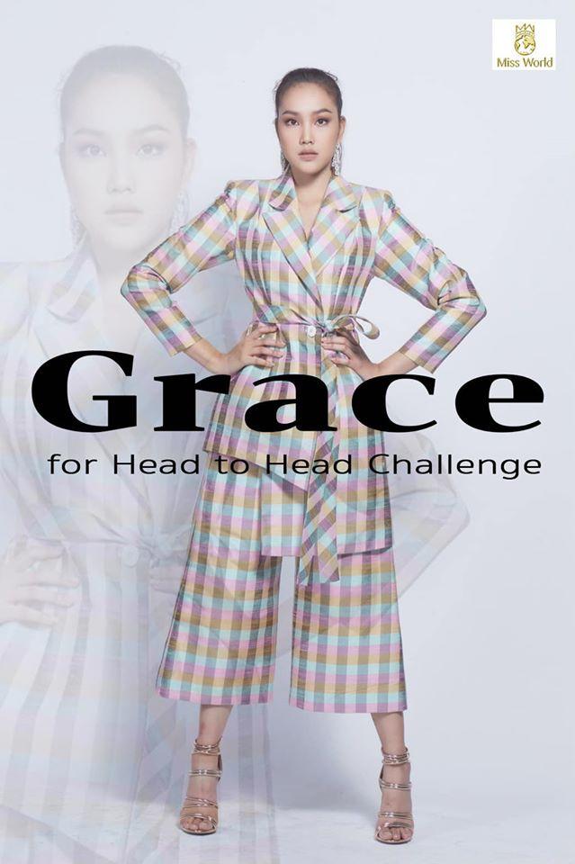 Miss World : Head to Head  Challenge