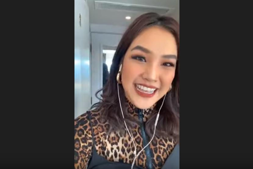 เกรซ Miss Thailand World 2019 Update กิจกรรมประจำวัน