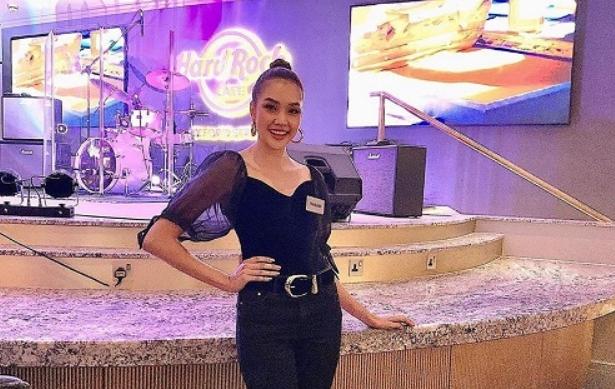 Miss World : Dinner at Hard Rock Cafe