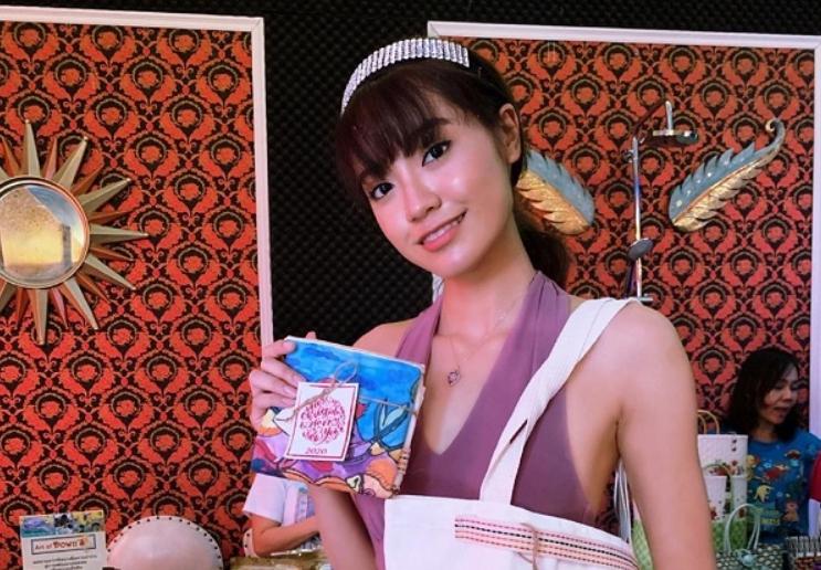 เนิส ดุสิตา รองอันดับ 2 Miss Thailand World 2019 ร่วมคอนเสิร์ตการกุศล