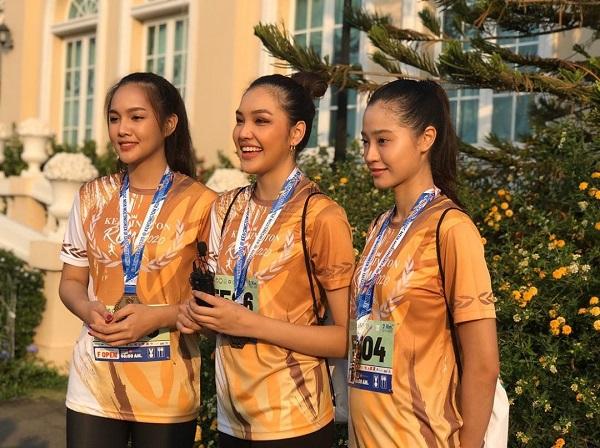3 สาวงามจาก Miss Thailand World 2019 ร่วมวิ่งการกุศลในงาน Kensington RUN 2020 ที่นครราชสีมา
