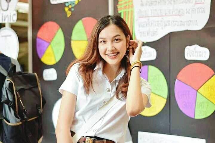 ยินดีสาวเกรซ Miss Thailand World 2019  จบปริญญาตรีเอกจิตวิทยา มธ. พร้อมลุยช่วยสังคมทั่วกรุงเทพ